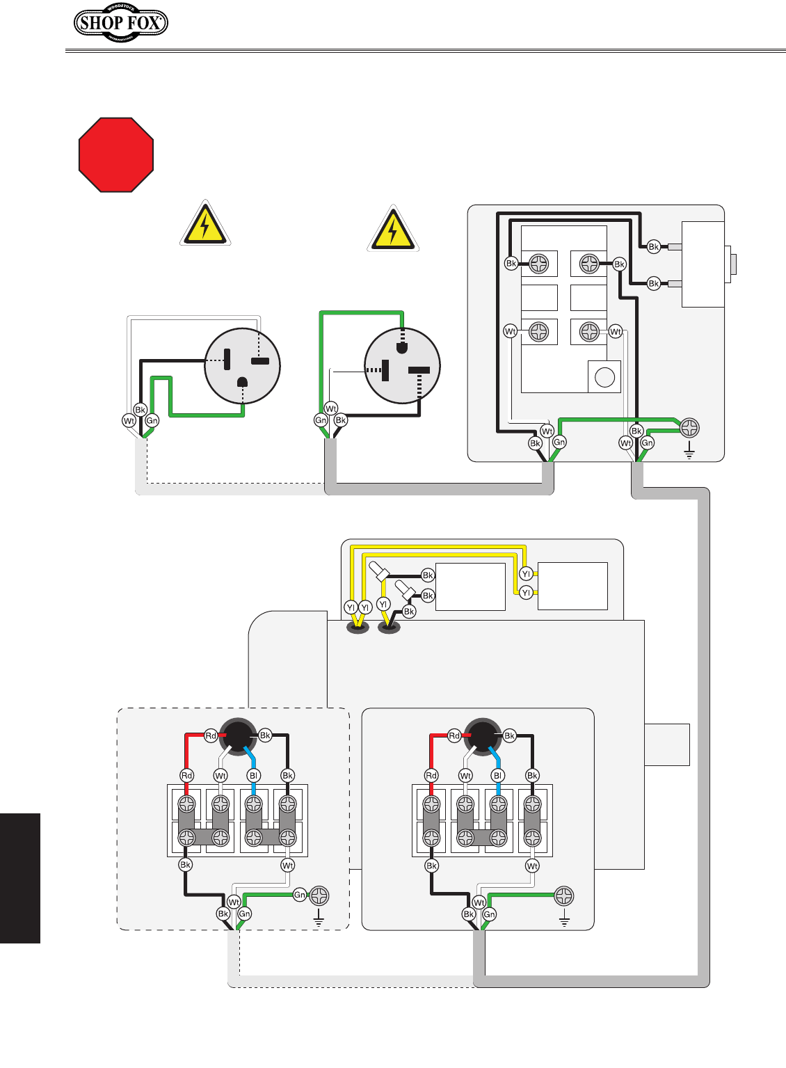 Wiring Diagram 110v 220v Switch Wiring Diagram