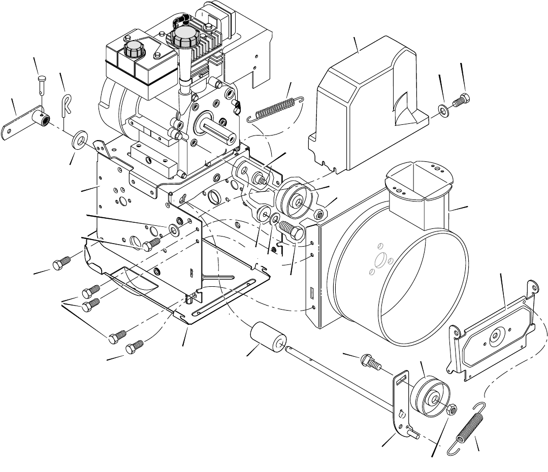Page 42 Of Murray Snow Blower X4c User Guide