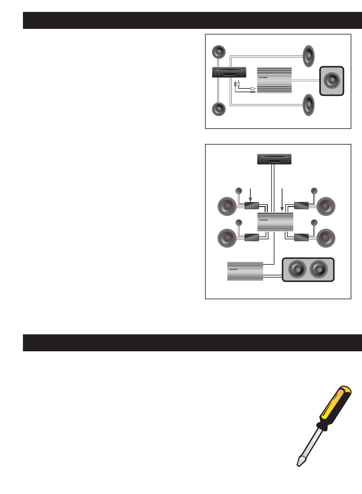 Page 5 Of Blaupunkt Stereo Amplifier Mpa 400us User Guide
