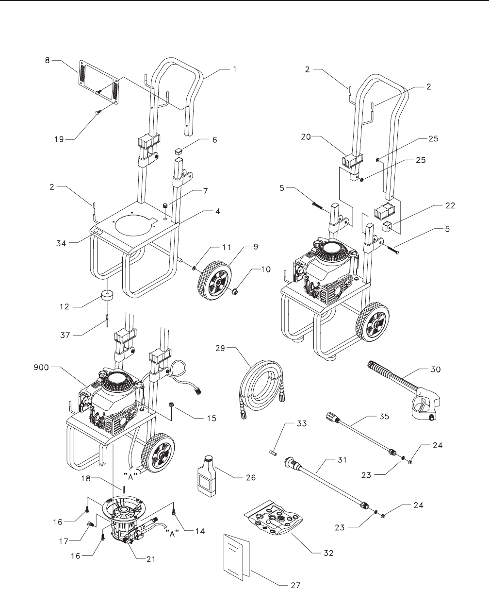Briggs stratton pressure washer 01811 0 user guide