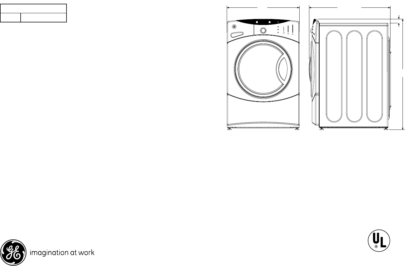 Ge Washer Wbvh H User Guide