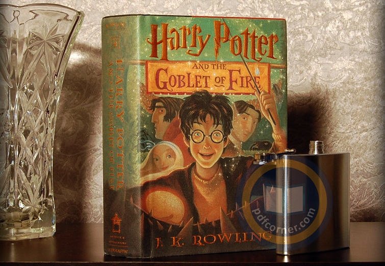 Harry potter and the goblet of fire ebook pdf free