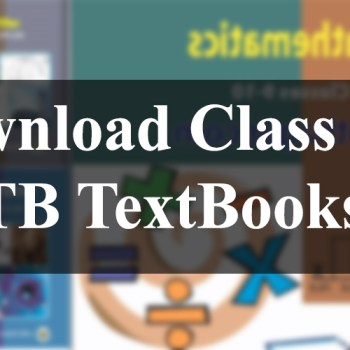 nine ten textbooks download