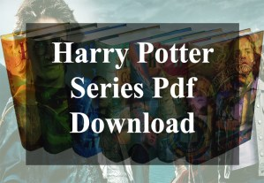 harry potter series pdf book download