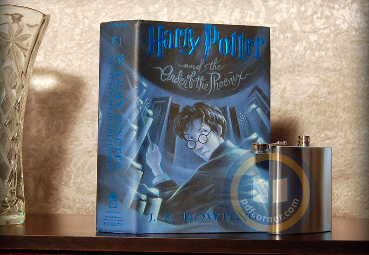 Download Harry Potter And The Order Of The Phoenix Pdf 5th Book