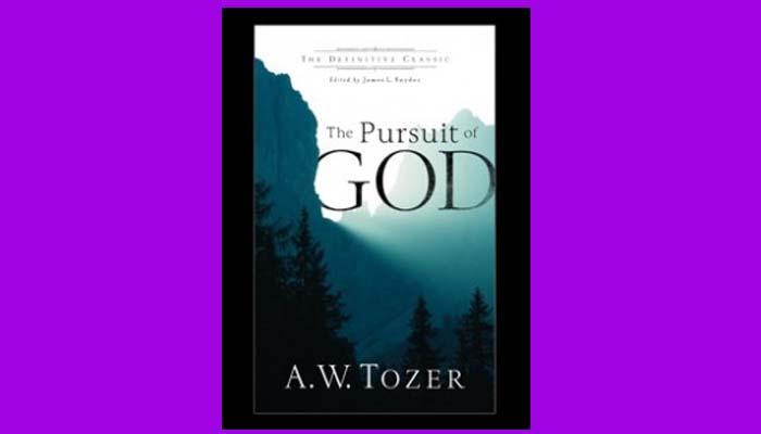 Pursuit Of God Tozer pdf