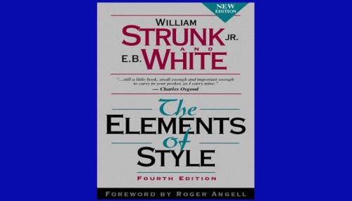 William Strunk Jr Archives Pdfcorner Com