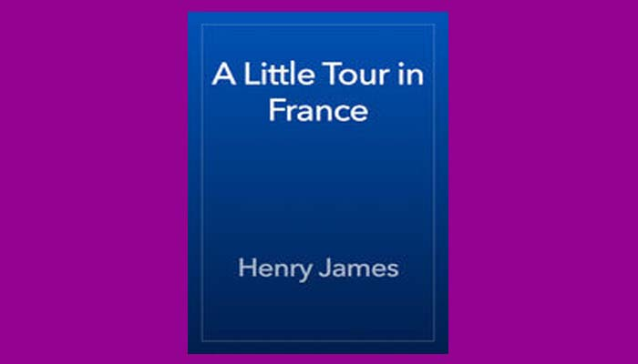 A Little Tour In France pdf book