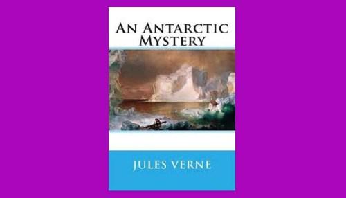 An Antarctic Mystery Book