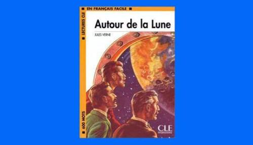 Autour De La Lune Book