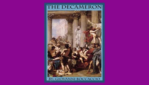 Decameron Book