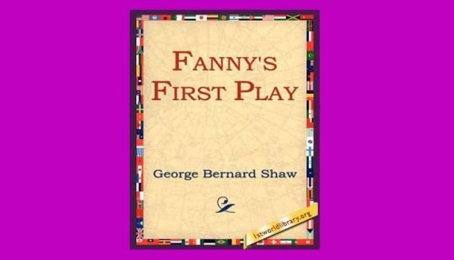 Fanny's First Play