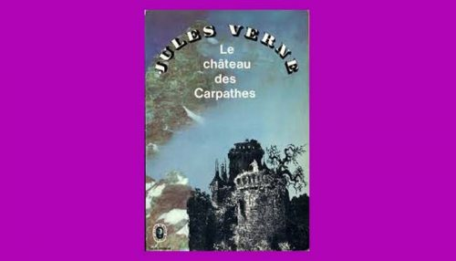 Le Chateau Des Carpathes Book