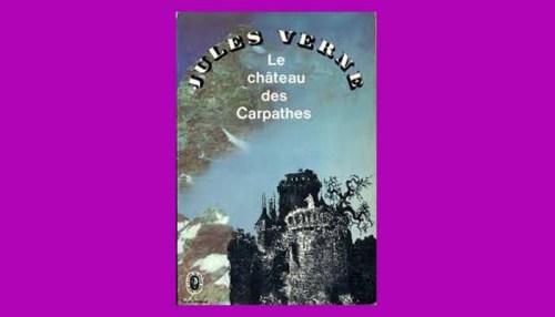 Le Chateau Des Carpathes Book