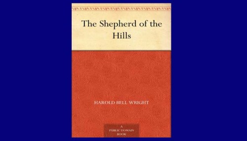 Shepherd Of The Hills Book