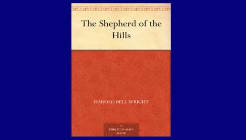 Shepherd Of The Hills Book