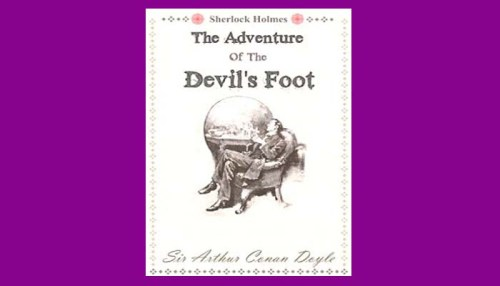 The Adventure Of The Devil's Foot Book