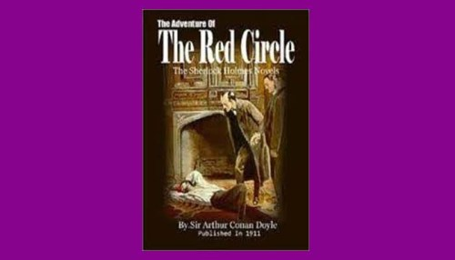 The Adventure Of The Red Circle Book
