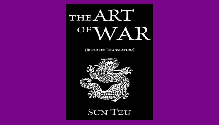 Sun Tzu Art Of War Book Pdf