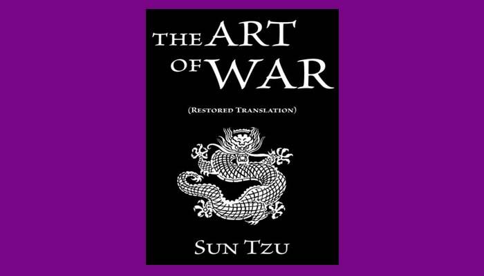 Sun Tzu Art Of War Book Pdf