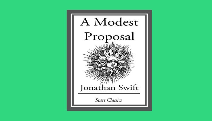 a modest proposal pdf book