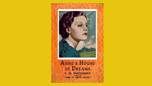 anne's house of dreams pdf