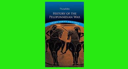 history of the peloponnesian war pdf
