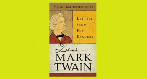 mark twain letters pdf