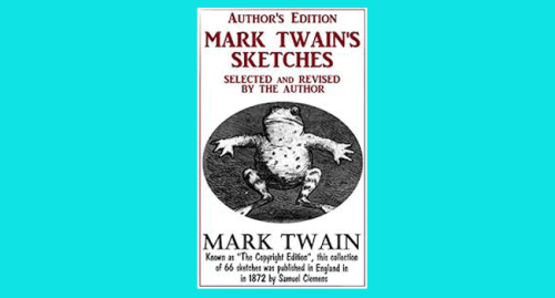 mark twain sketches pdf