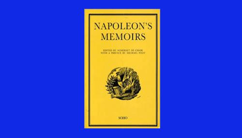 napoleon's memoirs pdf