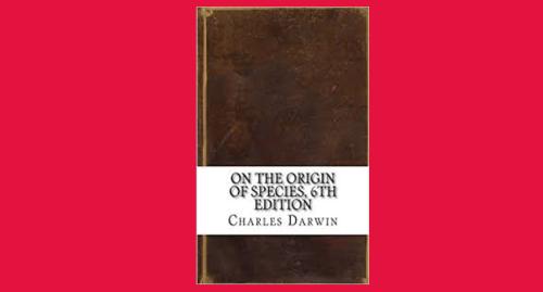 origin of species 6th edition pdf