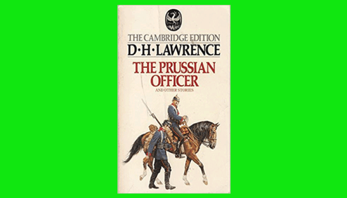 the prussian officer pdf