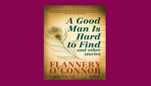 a good man is hard to find book