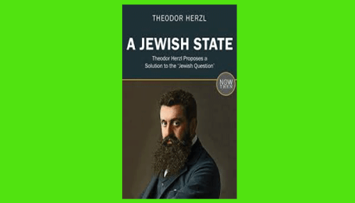 herzl the jewish state pdf