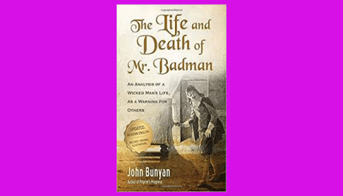 the life and death of mr badman pdf