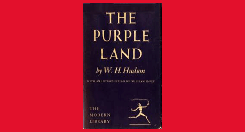 the purple land pdf