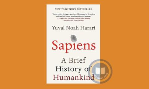 yuval harari Sapiens-a brief history of humankind pdf download