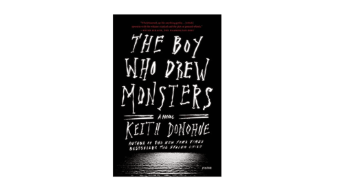 The Boy Who Drew Monsters pdf