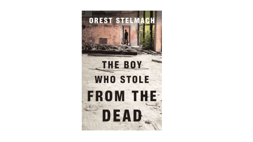 The Boy Who Stole from the Dead pdf