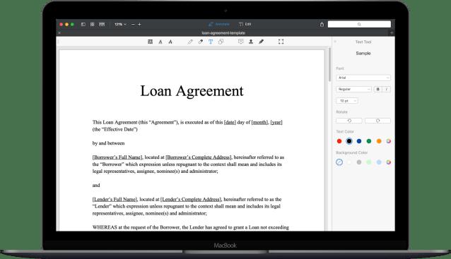 Loan Agreement Template  Download Loan Agreement Sample