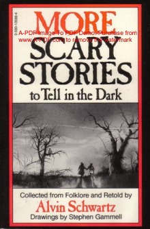 """Download """"Scary Stories To Tell In The Dark Book"""" (2020)."""