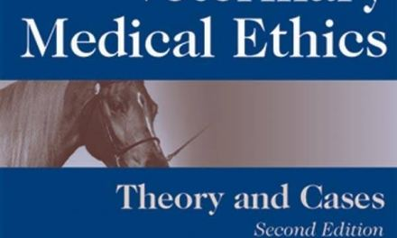An Introduction to Veterinary Medical Ethics Theory And Cases 2nd Edition