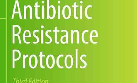 Antibiotic Resistance Protocols 3rd Edition PDF