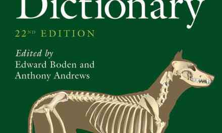 Black's Veterinary Dictionary 22nd Edition PDF