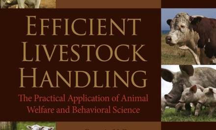 Efficient Livestock Handling: The Practical Application of Animal Welfare and Behavioral Science