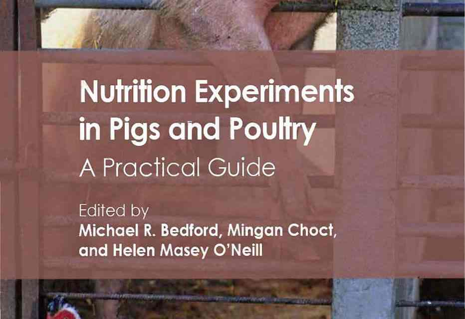Nutrition Experiments in Pigs and Poultry PDF: A Practical Guide