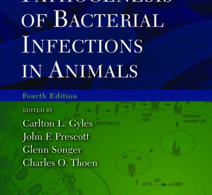 Pathogenesis of Bacterial Infections in Animals PDF