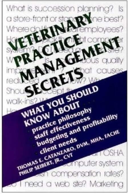 Veterinary Practice Management Secrets PDF
