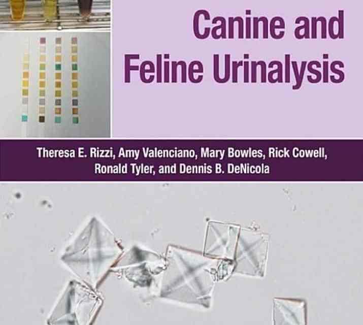 Atlas of Canine and Feline Urinalysis PDF