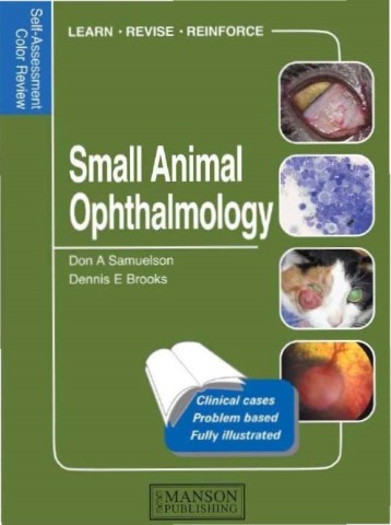 Small Animal Ophthalmology Self Assessment Colour Review EBook Download